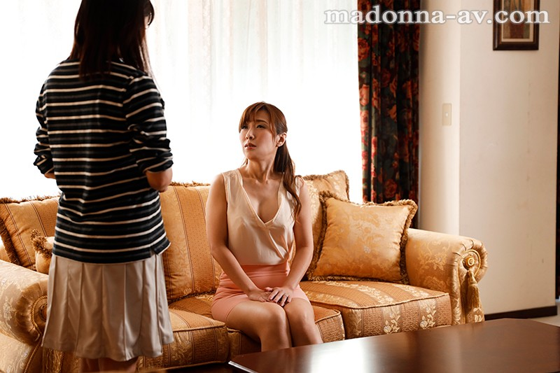 JUY-731 The Bride's Mother An Adult Video Fresh Face Bewitching